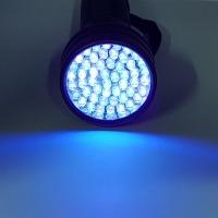 50구고출력자외선블랙라이트위폐형광물질감별UV램프