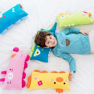 조우니 쥬쥬 유아 아동 애착베개 동물베개 메모리폼