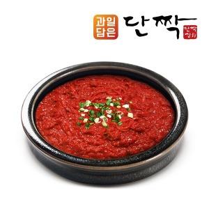 과일담은 단짝김치_김장양념4kg 외/국산100%