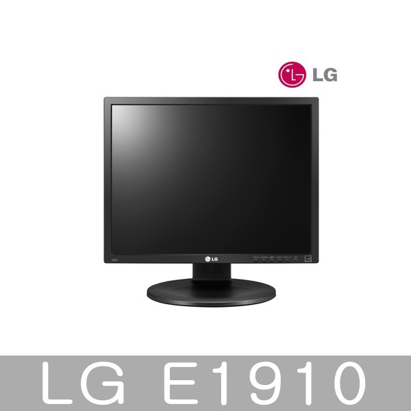 컴퓨터용/CCTV용 E1910 19형 4:3 LED모니터/무료배송