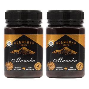 에그몬트 뉴질랜드 마누카꿀 UMF5+ 500g 2개