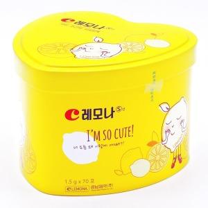 레모나 하트캔 70포 /비타민씨/비타민C/스마트