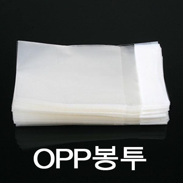 OPP봉투 투명 비닐봉투 포장 접착 폴리백