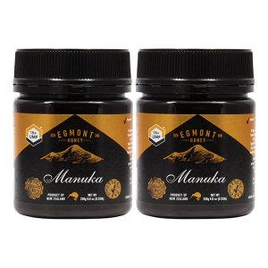에그몬트 뉴질랜드꿀 마누카허니 UMF15+ 250g 2개