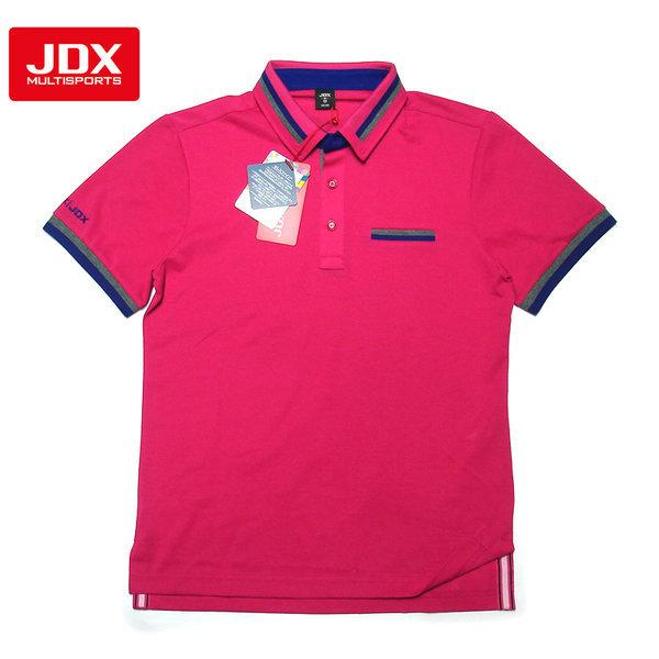 나이스샵 JDX골프 반팔티셔츠 핑크