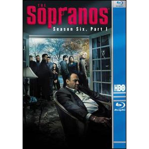 The Sopranos: Season 6 Part 1 (소프라노) (한글...