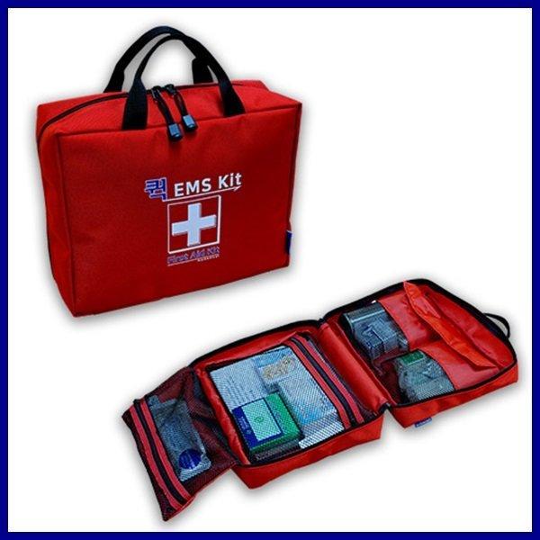 퀵 EMS 구급가방 my-q009/기초응급처치가방/구성품무