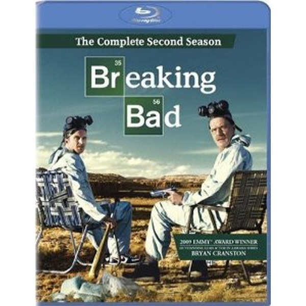 Breaking Bad: The Complete Second Season (브레...