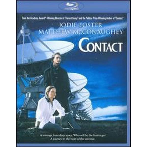 Contact (콘택트) (한글무자막)(Blu-ray)