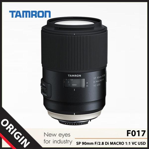 탐론 SP 90mm F/2.8 Di MACRO 1:1 VC USD F017 (캐논)