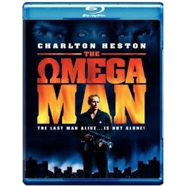 The Omega Man (오메가 맨) (한글무자막)(Blu-ray)...
