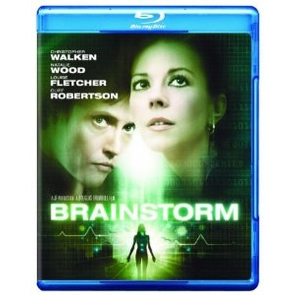 Brainstorm (브레인스톰) (한글무자막)(Blu-ray) (...