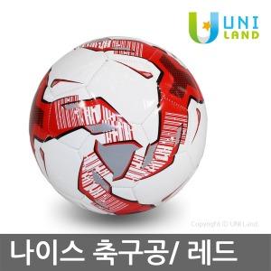 축구공/ 레드/ 표준사이즈 5호/볼 에어펌프/Ball