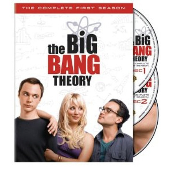 The Big Bang Theory: The Complete First Season...