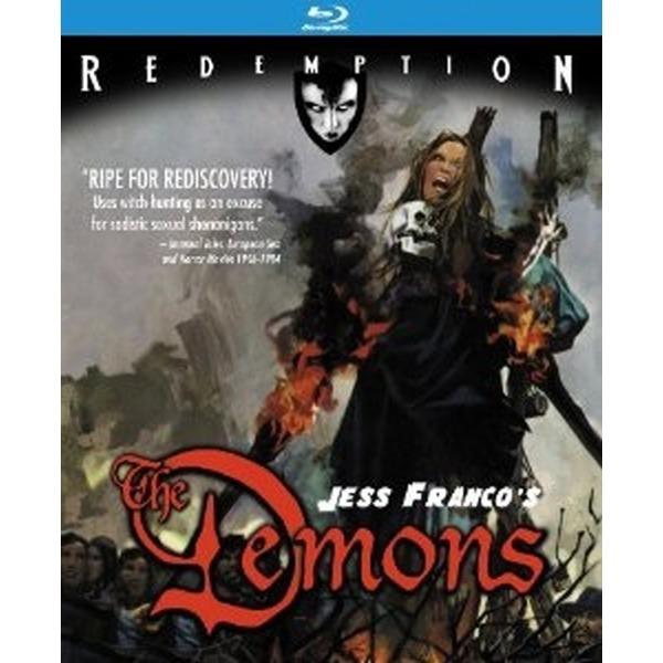 Demons (데몬스) (한글무자막)(Blu-ray) (1973)