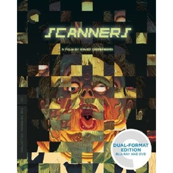 Scanners (스캐너스) (한글무자막)(Blu-ray) (1981)