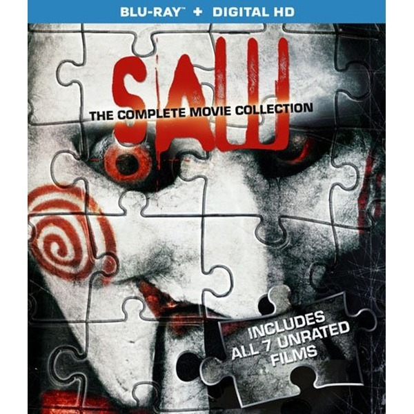 Saw: The Complete Movie Collection (쏘우) (한글...