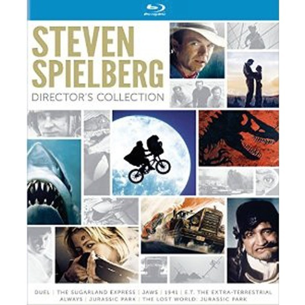 Steven Spielberg Director s Collection (스티븐...