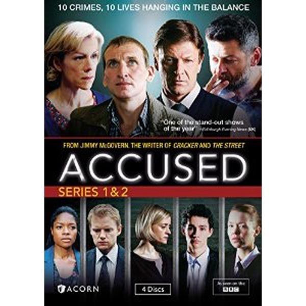 Accused: Series 1 / 2 (어큐지드 1.2)(지역코드1)...