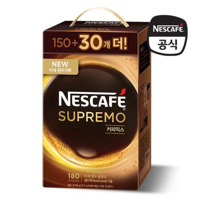 [네스까페] 네스카페 수프리모 커피믹스 180T
