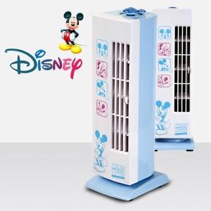 디즈니 타워팬 미니 선풍기탁상용 타워형 WDF-800