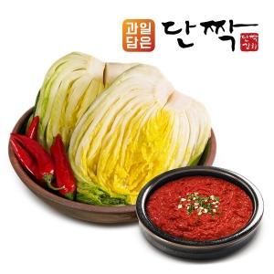 단짝김치_절임배추7kg+양념3kg 국산100% 나의 손맛김치
