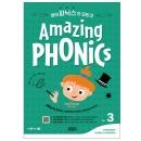 Amazing Phonics 3 영어 파닉스의 모든 것 / 키출판사