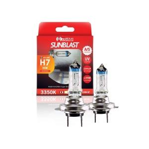 엠프로빔 썬블라스트 H7타입/전조등 안개등램프 3350K