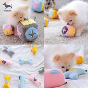 조우니 강아지 킁킁볼 노즈워크 애견장난감 간식공