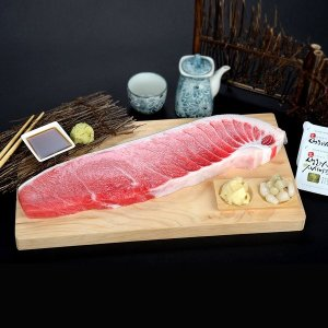 최고급 참치회 참다랑어 뱃살 1kg (배꼽+오도로)