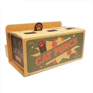 고양이 캣펀치 두더지잡기놀이 CAT PUNCH 냥이 장난감