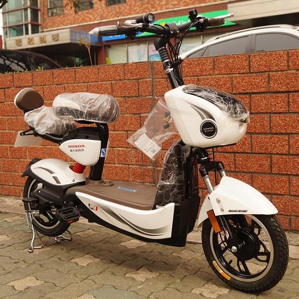 혼다 전기자전거 M7 / A6 M6  전동자전거 여자스쿠터