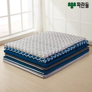 파란들  6cm 침대 매트리스 접이식 라텍스폼 토퍼