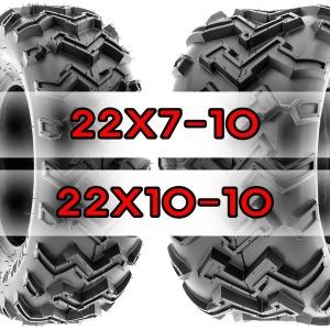 22X7-10 22X10-10 C829 ATV오프로드 타이어 올코트125