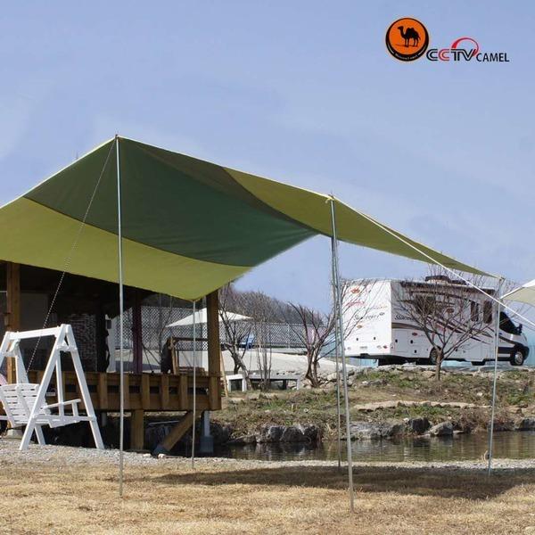 렉타타프 헥사 사각 그늘막 방수캠핑 텐트용품 후라이