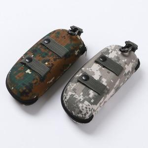 안경케이스 밀리터리 가벼운안경집 하드케이스 벨트형