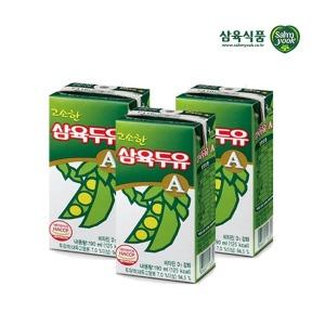삼육두유 고소한맛 A 190ml 24팩 건강음료 선물