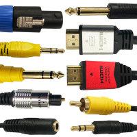 오디오케이블/이어폰연장선/마이크선/스피커선/옵티컬