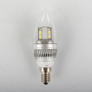 LED촛대구/5w/E14/E17/E26/LED전구 인테리어조명