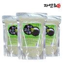 국산 볶은 볶음 검은콩 가루 분말 900g(300gX3개)