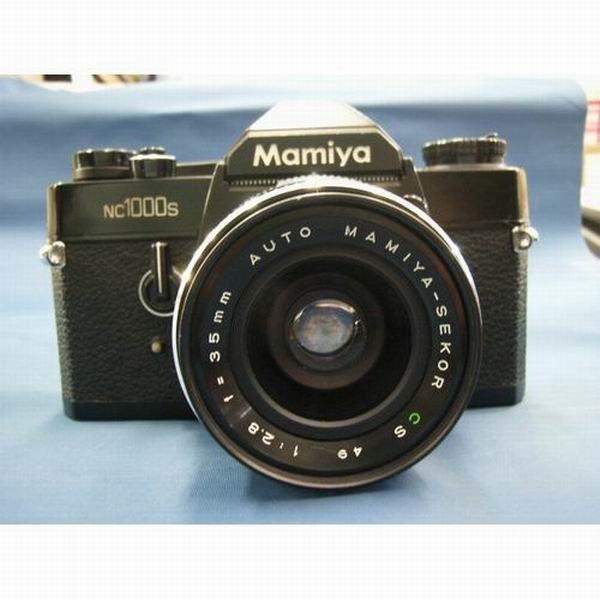 Mamiya nc1000s/필림 카메라/중고상품