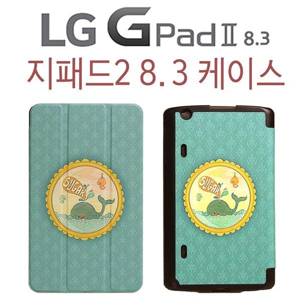 LG 지패드2 8.3 케이스 P815L QW 지패드2 8.3 케이스