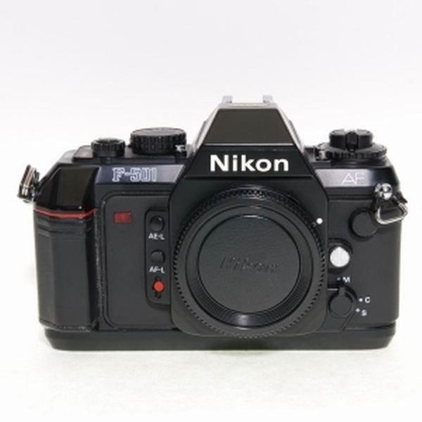 니콘 F50 필름카메라  중고상품