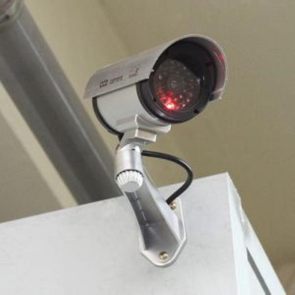 고급 원형 모형 감시 카메라