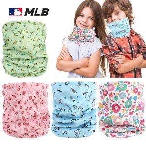 MLB 정품 키즈 멀티스카프 버프 넥워머 자외선차단