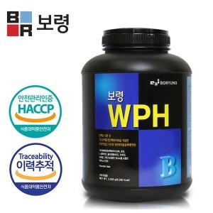 보령 WPH 2.5kg 단백질보충제 헬스 프로틴 쉐이크