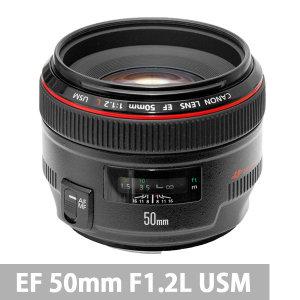 캐논 EF 50mm F1.2L USM -누구나몰-