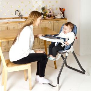 엔젤키드 큐트 유아식탁의자 아기식탁의자