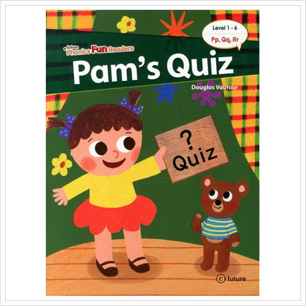 PAMS QUIZ (EPFR LEVEL 1-6) (CD1장포함)