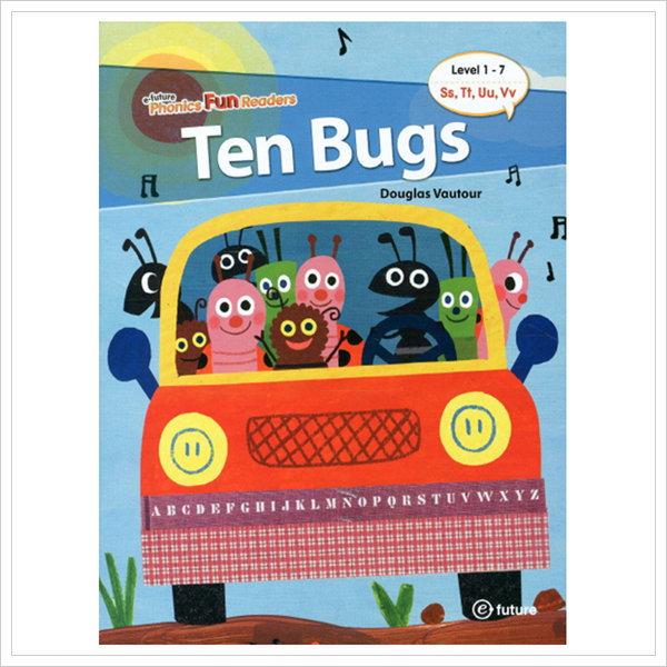 TEN BUGS (EPFR LEVEL 1-7) (CD1장포함)